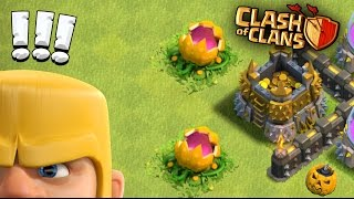 Clash of Clans: HOW TO FARM HALLOWEEN (THANKS CoC?)