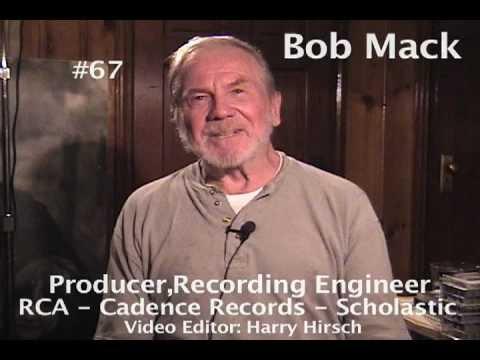 AES Oral History 067: Bob Mack