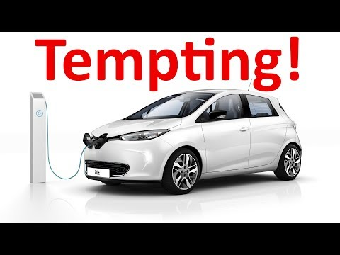 I'm thinking about buying an electric car - Vlog 84