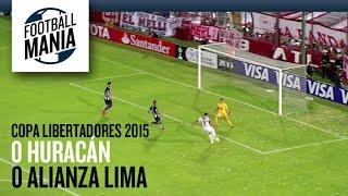 Huracán 0x0 Alianza Lima - Copa Libertadores 2015 - Preliminary Round