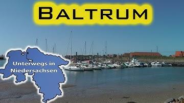 Baltrum - Unterwegs in Niedersachsen (Folge 30)