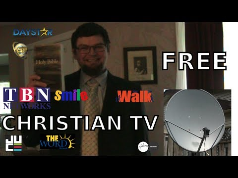 Free Christian Satellite TV Channels