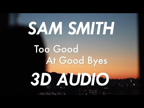 3D AUDIO - TOO GOOD AT GOODBYES (DOWNLOAD LINK)