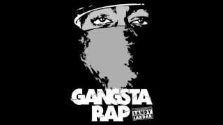 AGGRESSIVE Gangsta rap Hip Hop instrumental beat (Bulletproof)
