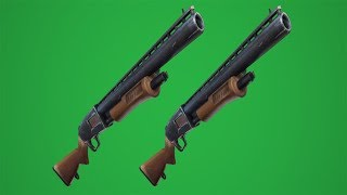 RIP DOUBLE PUMP 2017-2018. (Fortnite: Battle Royale)