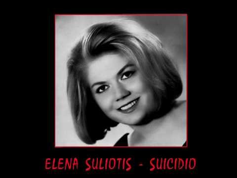 Elena Suliotis - Suicidio