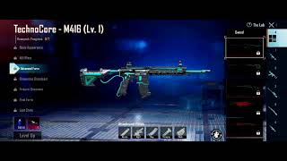 NEW UPCOMING M416   PUBG MOBILE   SNOWMAN GAMING