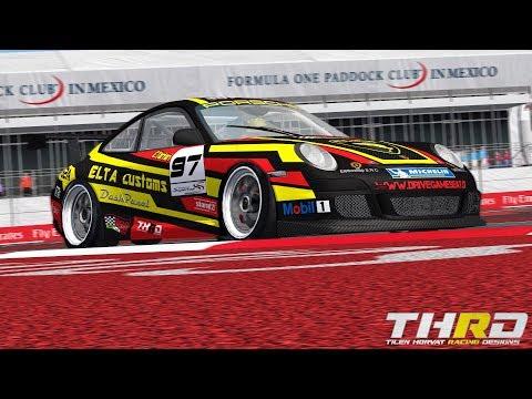 """Porsche 911 GT3 R @ Singapore 2'09""""579 (TV Camera)"""