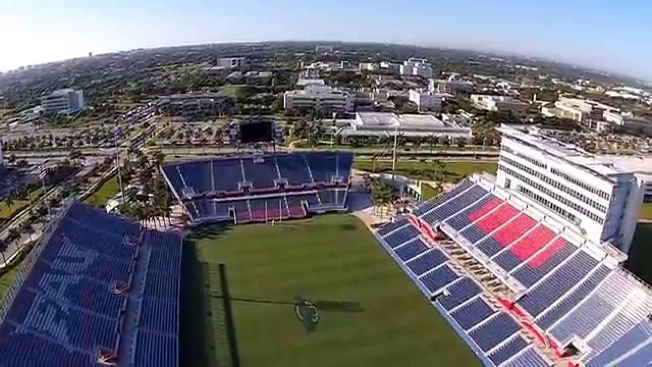 FAU Football Stadium - YouTube