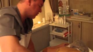 Оздоровительный массаж в салоне красоты