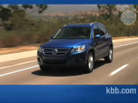 2009 Volkswagen Tiguan Review - Kelley Blue Book