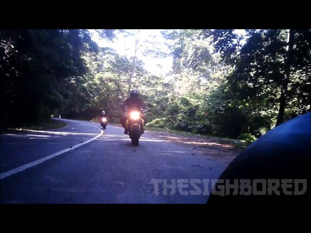 Ride: Jalan Lama Karak (2/5) Travel Video