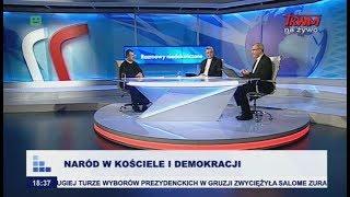 Rozmowy niedokończone: Naród w Kościele i demokracji cz.I