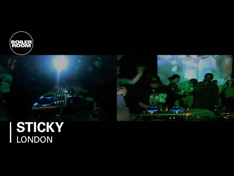 Sticky Boiler Room 30 min DJ Set