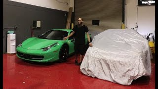 BUYING MY FRIEND WITH HIS DREAM CAR!!! BIG SURPRISE