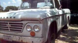 1964 Dodge D -100 with A,C.