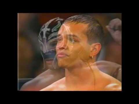 Sin Cara (Mistico) & Rey Mysterio Unmasked - YouTube