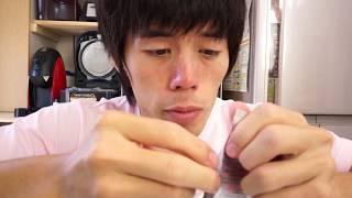 【閲覧注意】鼻の黒ずみを毛穴パックでごっそり取ってみた thumbnail