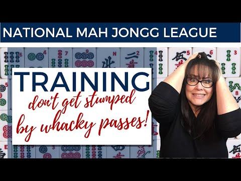 National Mah Jongg League Charleston Sprints 20200928