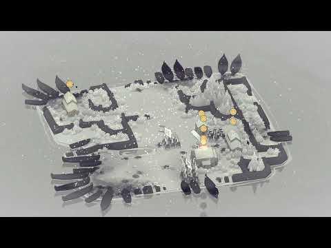 Bad North Jotunn Edition Gameplay (Hard) |