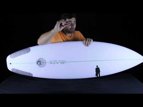 Free FCS II fins, talking Bonzers and a 3 in 1 surfboard (FCS performer fins) - Shred Show ep  #27