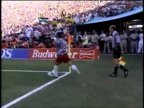 1994 USA World Cup Highlights