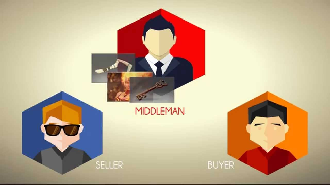 Middlemen to make your