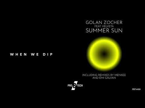 Golan Zocher & Velveta - Summer Sun tonos de llamada