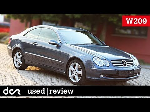 Buying a used Mercedes CLK (W209/C209) - 2002-2009, Buying advice with Common Issues
