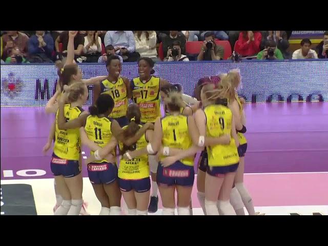 Conegliano - Busto Arsizio | Finale Coppa Italia A1 2020 | Lega Volley Femminile