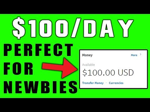 Best Way To Earn Money Online 2019 (NEWBIE FRIENDLY)