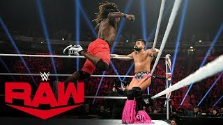 The Singh Brothers vs. R-Truth - 24/7 Championship Match: Raw, Nov. 11, 2019
