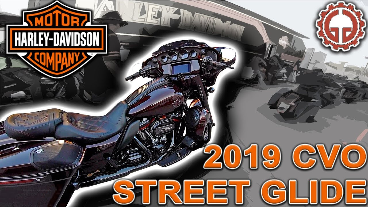 2019 CVO Street Glide Test Ride