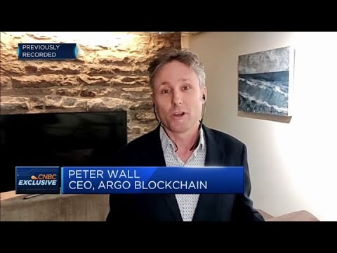 Argo Blockchain CEO outlines efforts to make cryptocurrencies 'more climate-friendly'