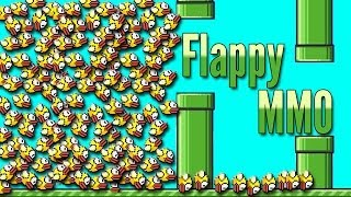 Repeat youtube video Flappy MMO - Flappy Bird Multiplayer!
