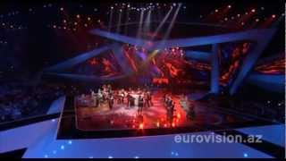 Eurovision 2012, 1-ci yarımfinal, interval aktı/Eurovision 2012, 1st Semi-final, interval act show