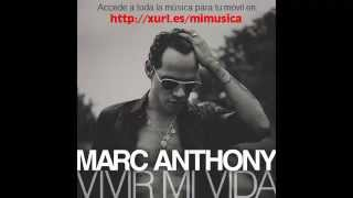 Marc Anthony -  Vivir Mi Vida (Audio Oficial)