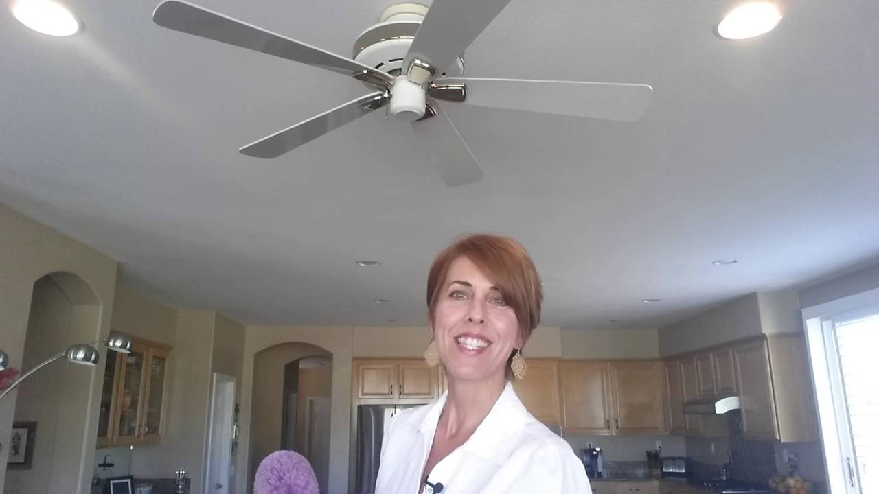 Clean Your Ceiling Fan In 30 Seconds Without Climbing A Ladder