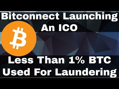 Crypto News | Bitconnect Launch ICO! 1% Of BTC Used For Laundering. More Tether Minted Than US GOV