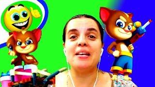 БолтушкА ВеселушкА И КОТЫ Дальнобойщики! #99 ИГРА для ДЕТЕЙ