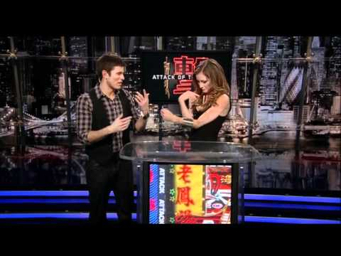 Candace Bailey Cleavage - AOTS March 2nd, 2011 thumbnail