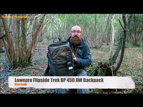 Lowepro Flipside Trek BP 450 AW Cámara Mochila