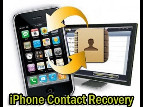 Lost contacts on iPhone-How to restore contacts on iPhone 6 Plus, 6, 5S, 5C, 5, 4S, 4, 3GS from YouTube · Duration:  2 minutes 21 seconds