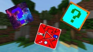 Minecraft Youtube,Galaxy und Plural lucky block installieren