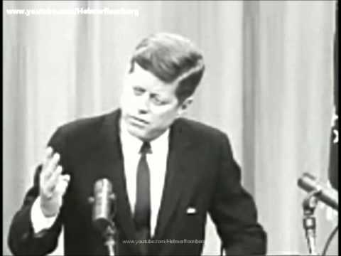 President John F. Kennedy's 27th News Conference - March 14, 1962
