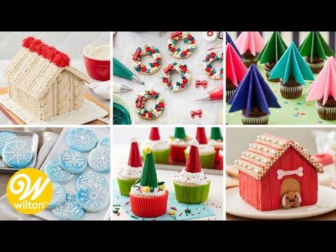 6 Cute Christmas Dessert Ideas | Wilton