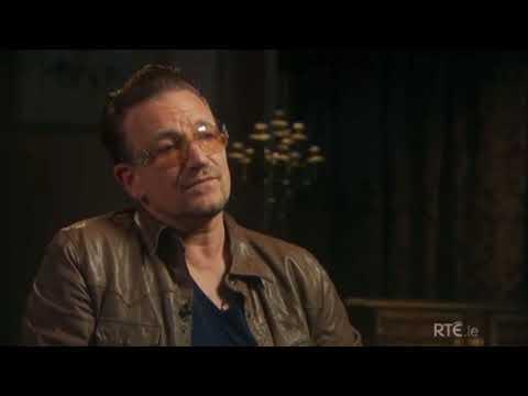 Zpěvák kapely U2, Bono Vox, popisuje svůj vztah s Bohem