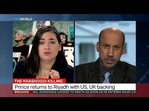 Saudi Prince Ahmed Bin Abdulaziz Al Saud Returns