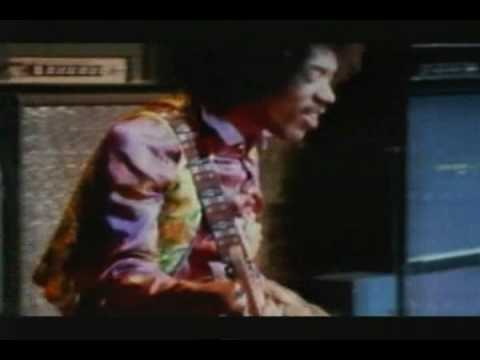Story about Hendrix meeting Clapton