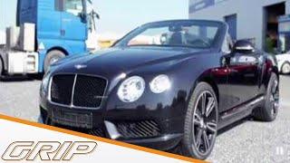 Ein gebrauchtest Super-Sportcabrio | Hamid Mossadegh |GRIP